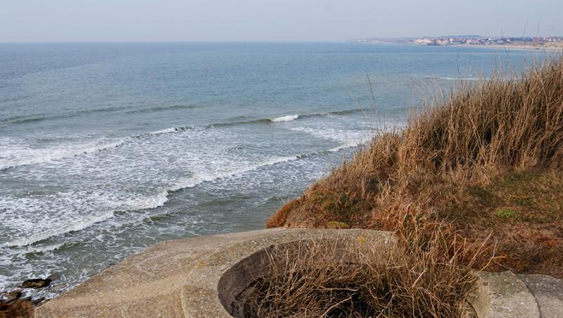 Surf report Wimereux - La Pointe aux Oies - France (62) 2010-03-17 16:00:00