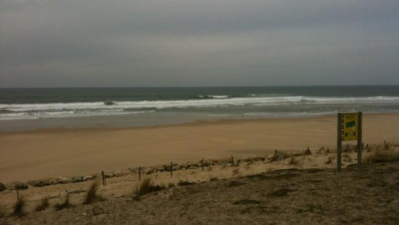 Surf report Lacanau Océan - La Nord - France (33) 2010-03-18 13:06:00