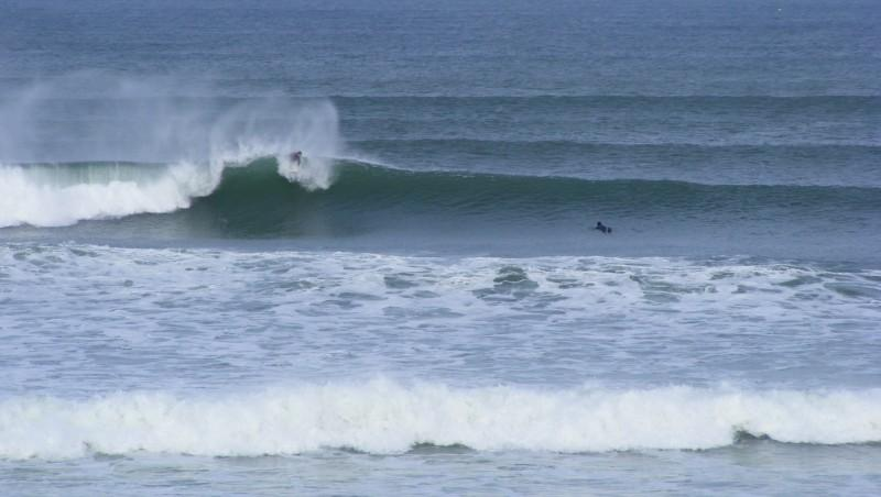 Surf report Lacanau Océan - La Nord - France (33) 2010-03-19 09:10:00