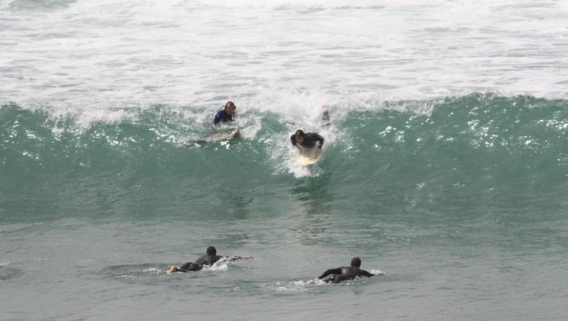 Surf report Imsouane - Cathédrale - Maroc (MA) 2010-03-19 12:45:00