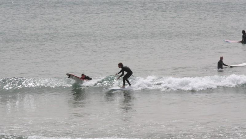 Surf report Baie d'Imessouane - Maroc (MA) 2010-03-19 12:50:00