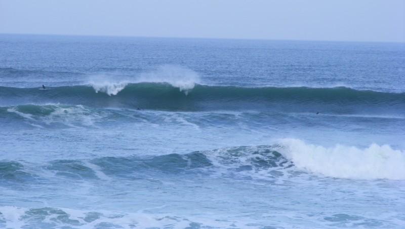 Surf report Lacanau Océan - La Nord - France (33) 2010-03-20 08:35:00