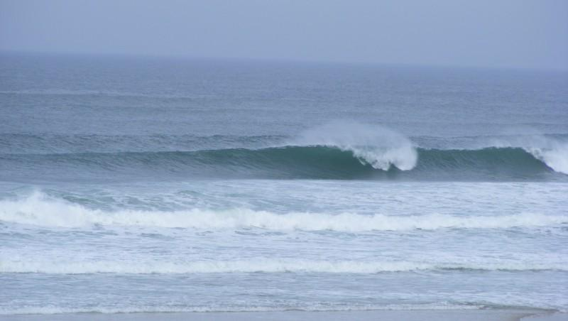 Surf report Lacanau Océan - La Nord - France (33) 2010-03-20 10:40:00