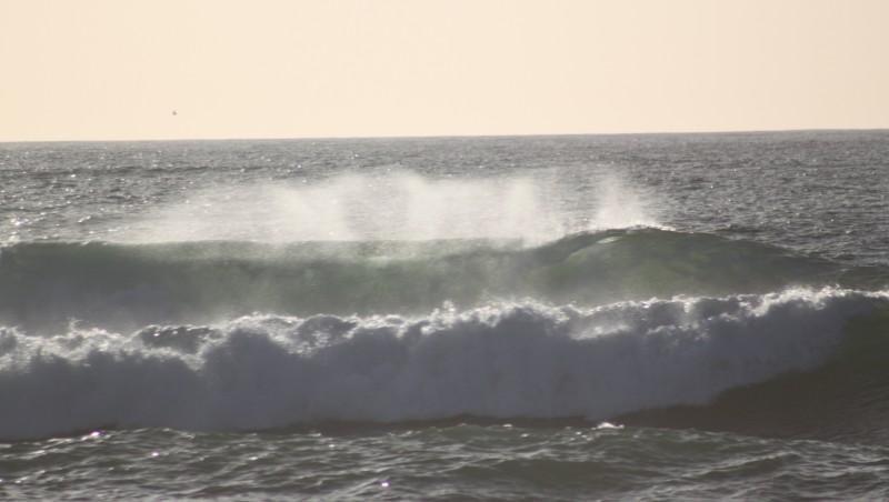 Surf report Lacanau Océan - La Nord - France (33) 2010-03-21 18:00:00