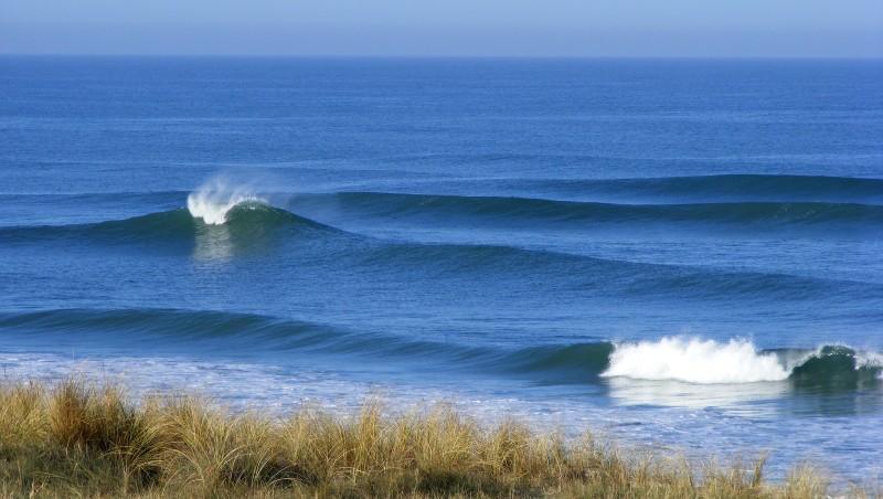 Surf report Lacanau Océan - La Nord - France (33) 2010-03-22 09:00:00
