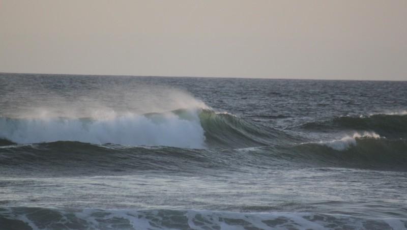 Surf report Lacanau Océan - La Nord - France (33) 2010-03-21 19:00:00