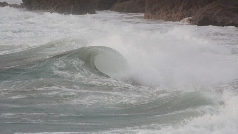 Surf report Imsouane - Cathédrale - Maroc (MA) 2010-03-22 18:00:00