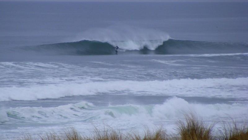 Surf report Lacanau Océan - La Nord - France (33) 2010-03-23 07:30:00