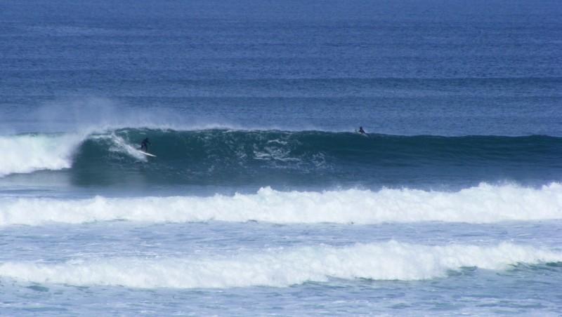 Surf report Lacanau Océan - La Nord - France (33) 2010-03-23 11:00:00