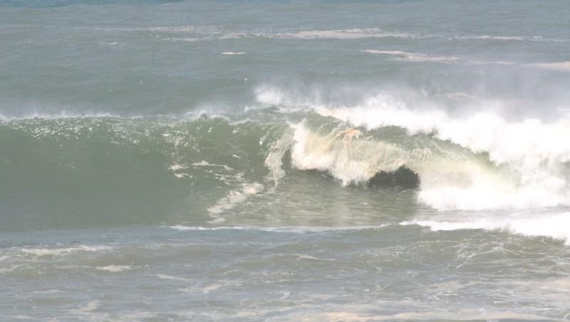 Surf report Imsouane - Cathédrale - Maroc (MA) 2010-03-27 11:30:00
