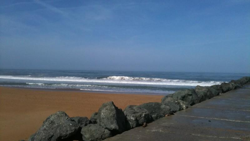 Surf report Anglet Marinella - France (64) 2010-03-28 11:00:00