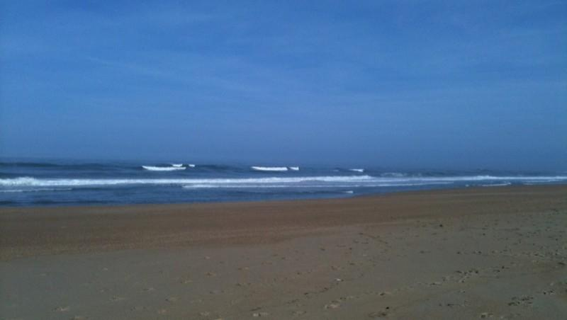 Surf report Anglet Corsaires - France (64) 2010-03-28 11:00:00