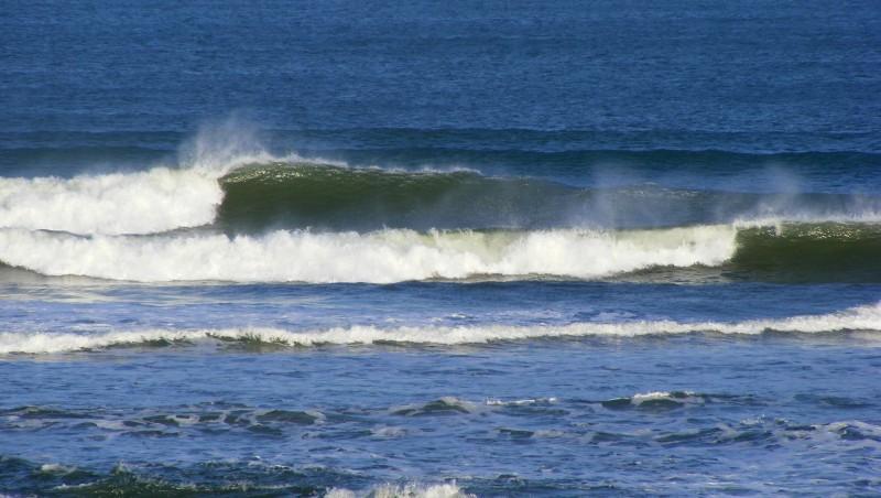Surf report Lacanau Océan - La Nord - France (33) 2010-03-29 08:50:00