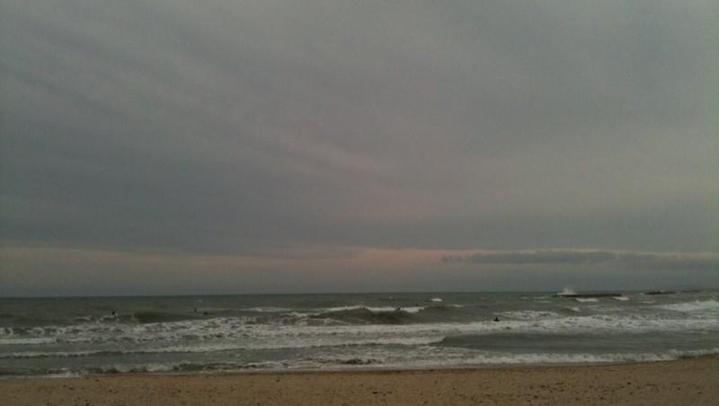 Surf report Palavas-les-Flots - Rive Droite - France (34) 2010-03-29 17:00:00