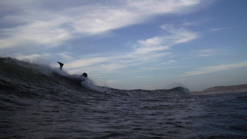 Surf report Lacanau Océan - La Nord - France (33) 2010-03-29 19:30:00