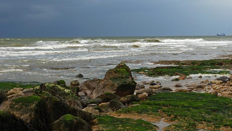 Surf report Wimereux - France (62) 2010-03-30 15:45:00