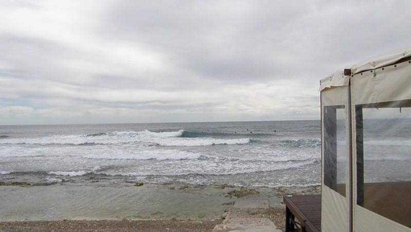 Surf report Sausset-les-Pins - L'Hermitage - France (13) 2010-03-30 14:15:00