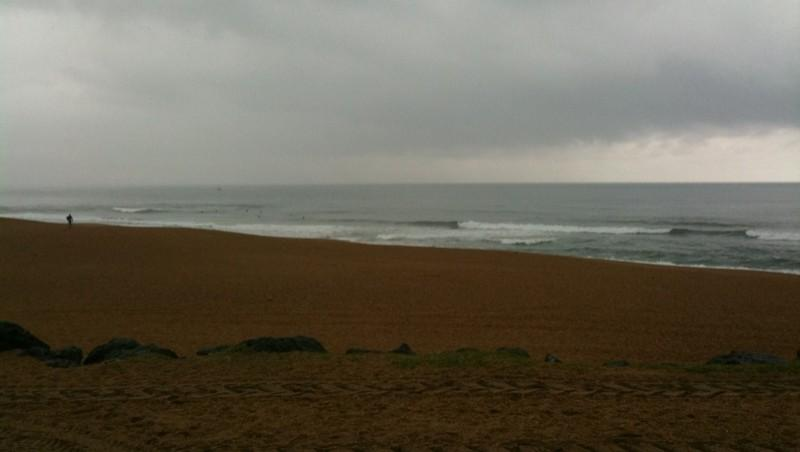 Surf report Anglet Les Cavaliers - France (64) 2010-04-30 11:00:00