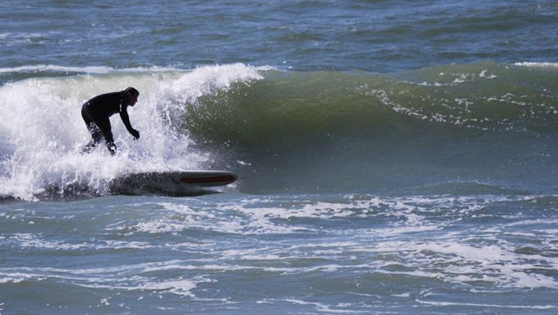 Surf report Wimereux - France (62) 2010-04-30 16:00:00