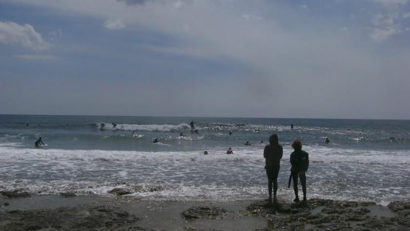 Surf report Sausset-les-Pins - L'Hermitage - France (13) 2010-05-02 15:00:00