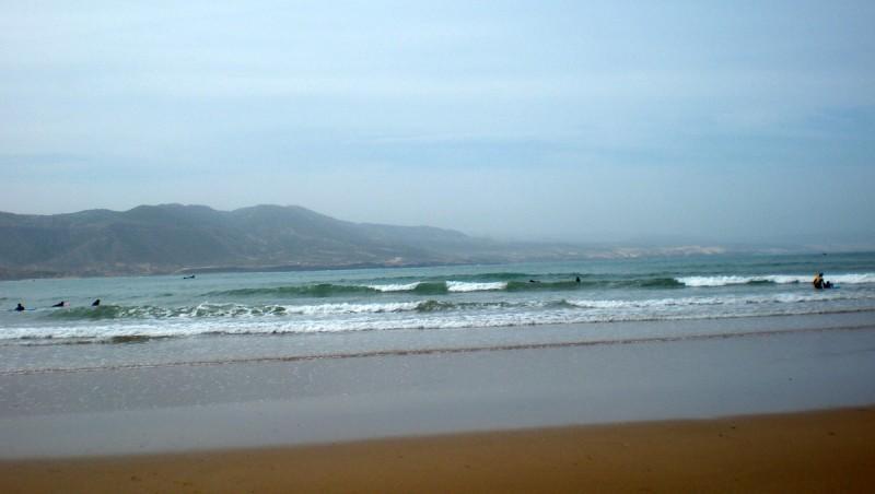 Surf report Baie d'Imessouane - Maroc (MA) 2010-05-05 09:00:00