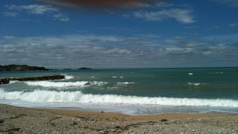 Surf report Portissol - France (83) 2010-05-06 12:30:00