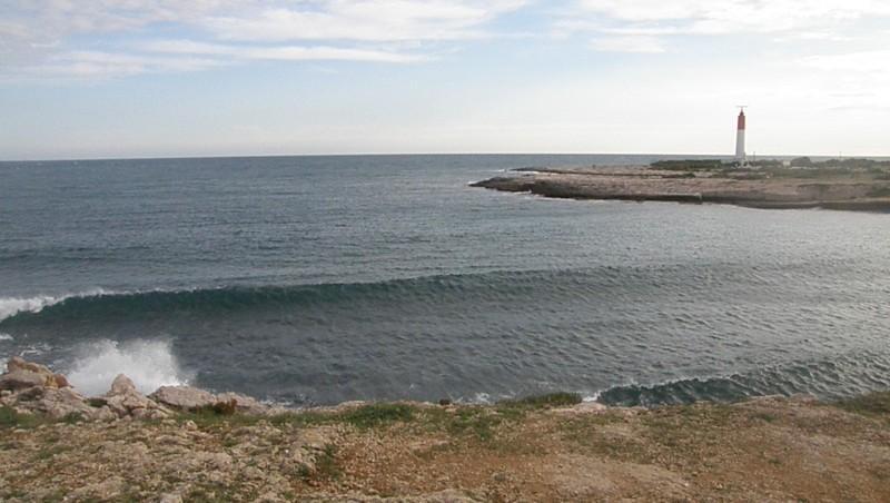 Surf report La Couronne - France (13) 2010-05-06 19:00:00