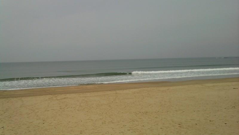 Surf report Plage des Dunes - France (85) 2010-05-07 12:30:00