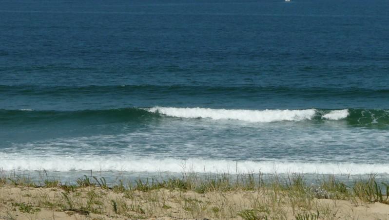 Surf report Mimizan - Plage Garluche - France (40) 2010-05-08 12:20:00