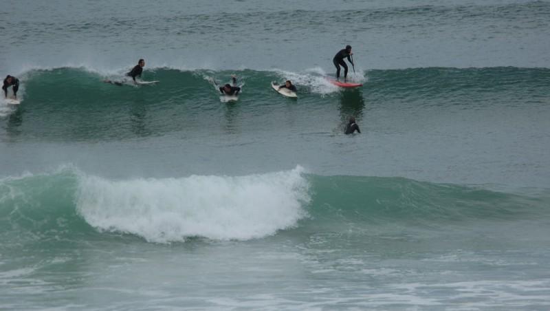 Surf report Seignosse - Les Casernes - France (40) 2010-05-09 13:00:00