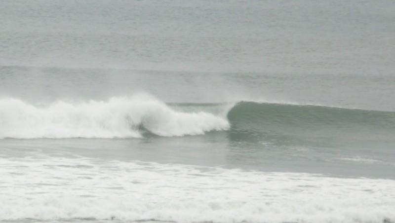 Surf report Carcans Océan - France (33) 2010-05-09 08:00:00