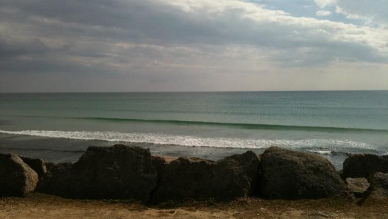 Surf report Penhors - France (29) 2010-05-11 17:00:00