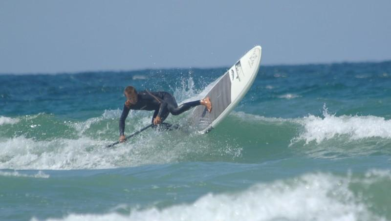 Surf report Seignosse - Les Casernes - France (40) 2010-05-14 14:30:00