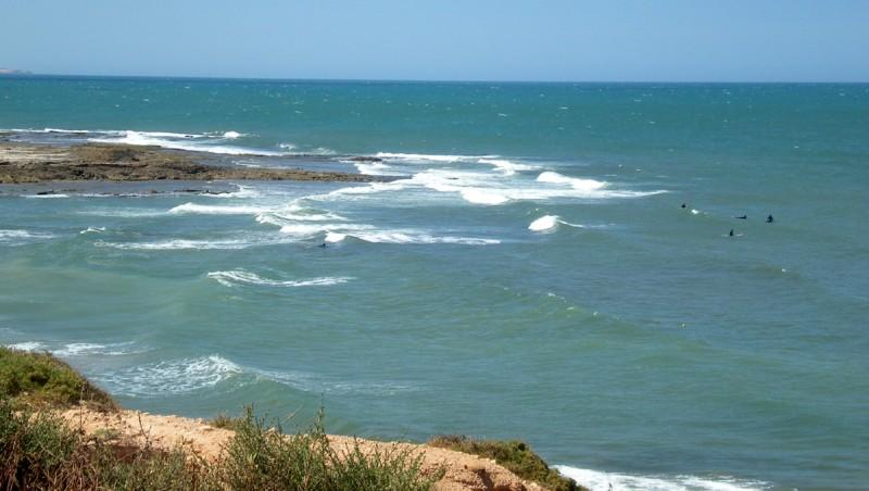 Surf report Baie d'Imessouane - Maroc (MA) 2010-05-14 11:30:00