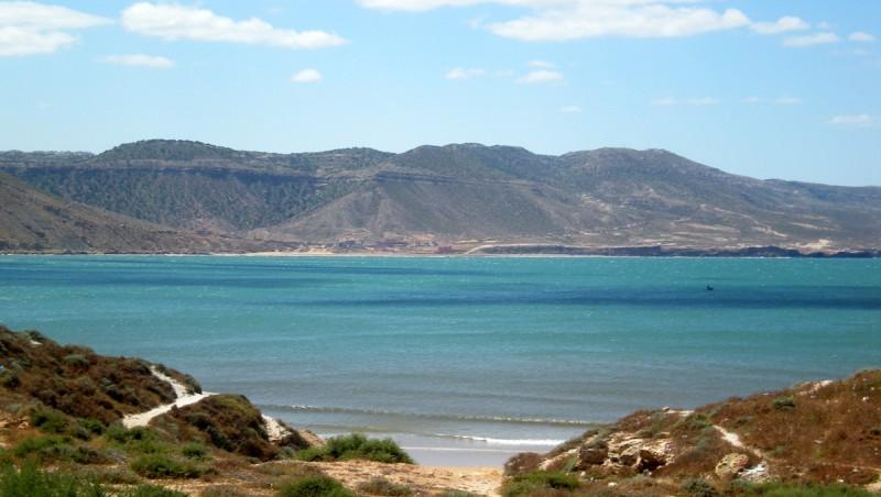 Surf report Baie d'Imessouane - Maroc (MA) 2010-05-14 12:00:00