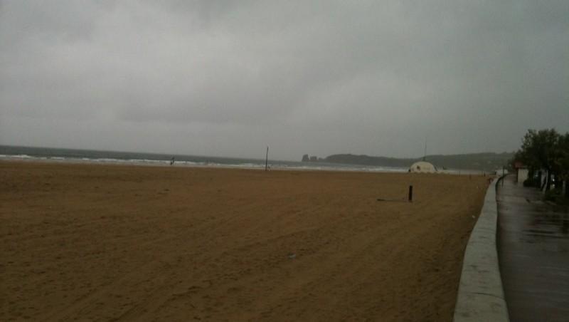 Surf report Hendaye - France (64) 2010-05-15 09:58:00