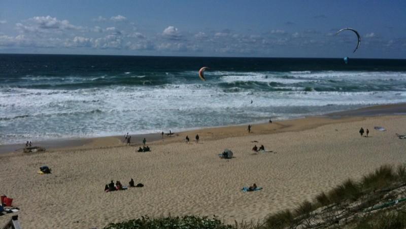 Surf report Biscarrosse Plage - France (40) 2010-05-15 16:51:00