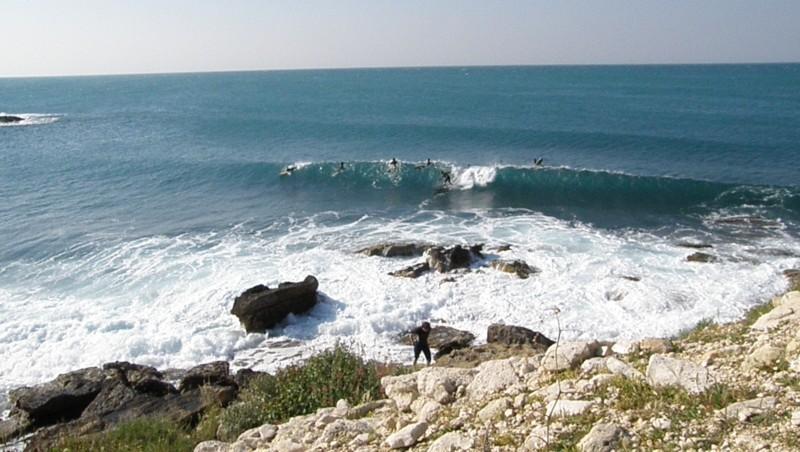 Surf report L'Arquet - France (13) 2010-05-16 09:30:00