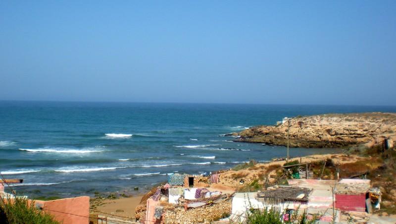 Surf report Imsouane - Cathédrale - Maroc (MA) 2010-05-16 11:00:00
