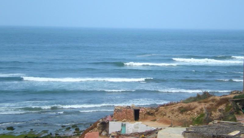 Surf report Imsouane - Cathédrale - Maroc (MA) 2010-05-17 10:30:00