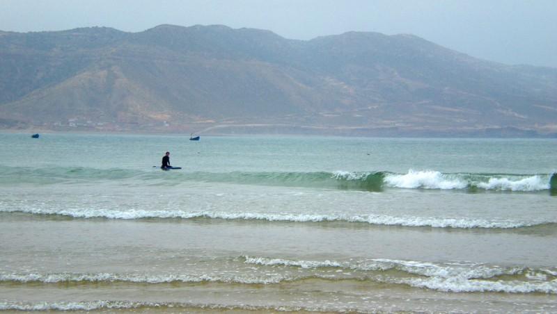 Surf report Baie d'Imessouane - Maroc (MA) 2010-05-17 11:00:00