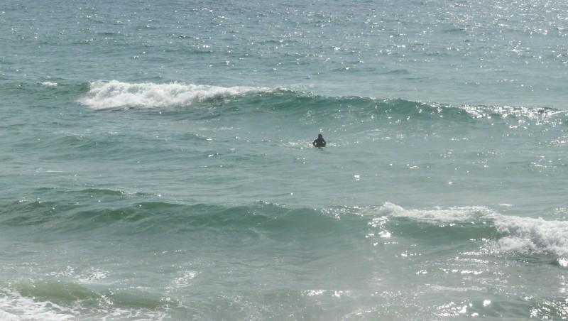 Surf report Capbreton - Les Digues - France (40) 2010-05-17 16:00:00