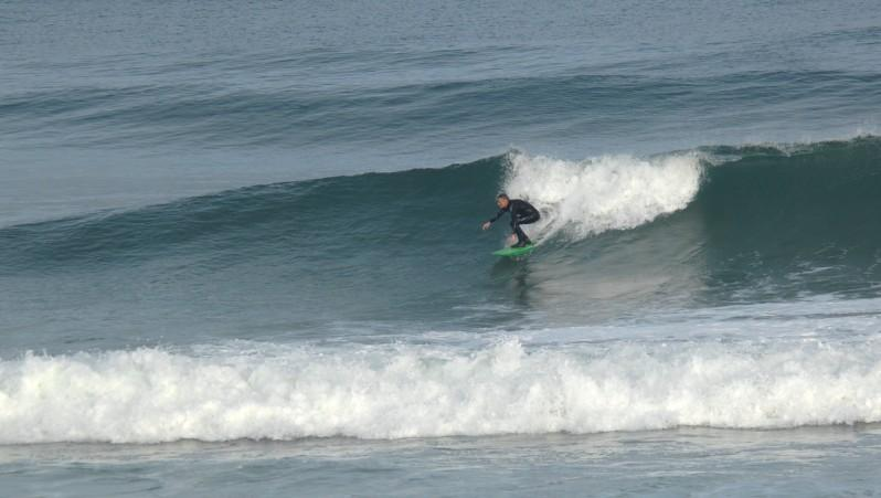 Surf report Seignosse - Les Bourdaines - France (40) 2010-05-18 07:00:00
