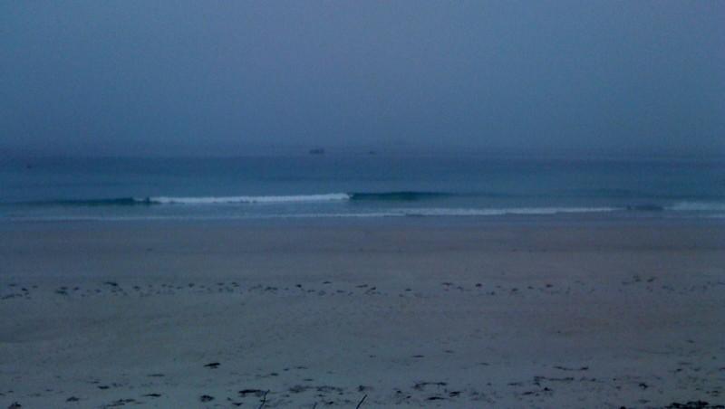 Surf report Kerfissien - France (29) 2010-05-20 13:00:00