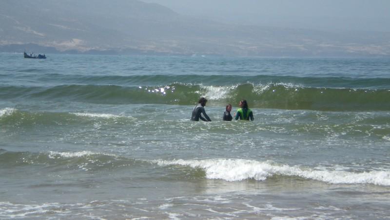 Surf report Baie d'Imessouane - Maroc (MA) 2010-05-20 11:00:00