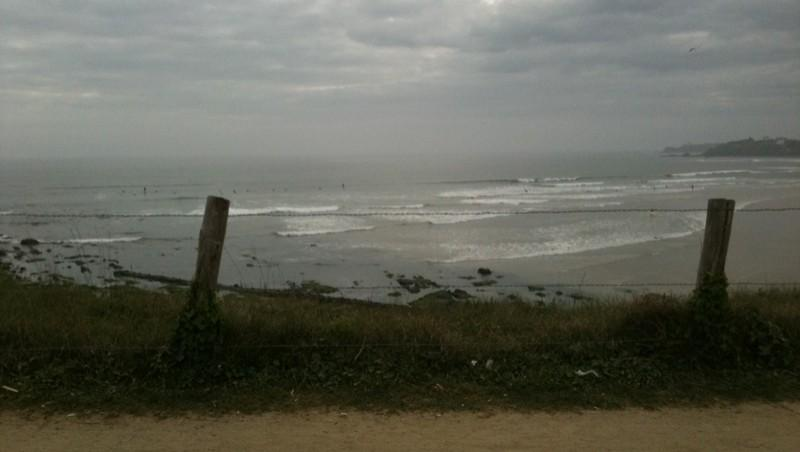 Surf report Guidel-Plage - France (56) 2010-05-20 18:00:00