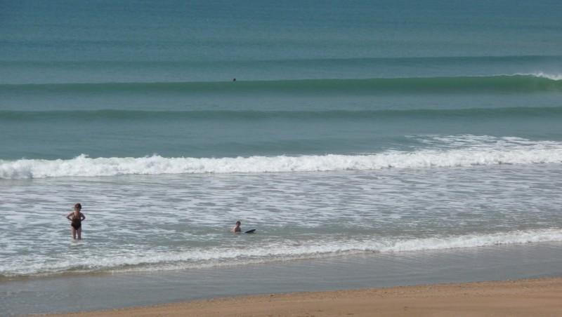 Surf report Plage des Dunes - France (85) 2010-05-21 15:20:00