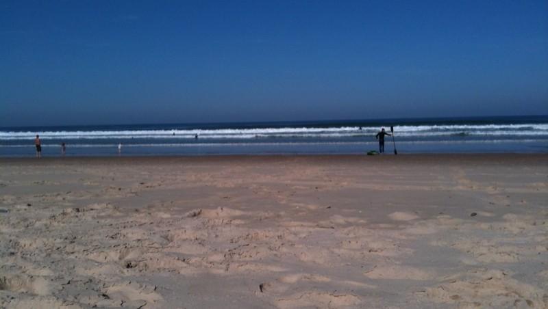 Surf report Biscarrosse Plage - France (40) 2010-05-22 09:52:00