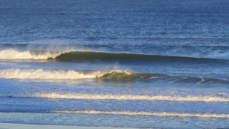 Surf report Lacanau Océan - La Nord - France (33) 2010-05-23 06:50:00