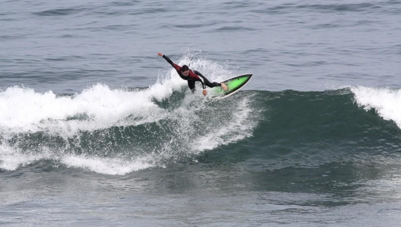 Surf report Imsouane - Cathédrale - Maroc (MA) 2010-05-26 10:00:00